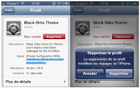 Install a theme on iPhone 5