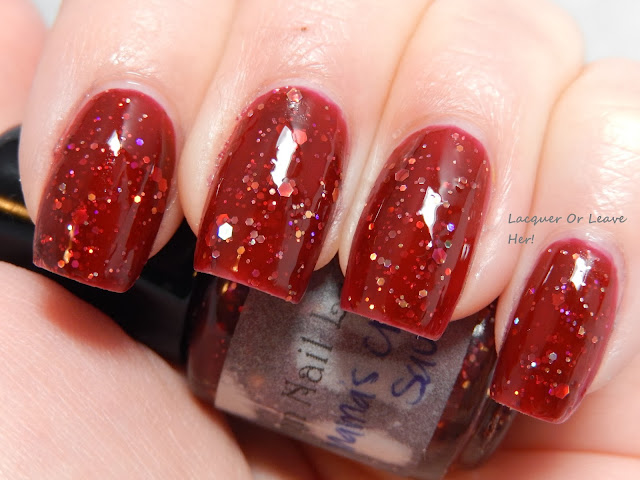 Lacquer or Leave Her!: Favorite holiday polishes: Specialty Edition