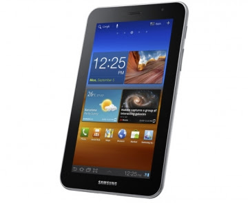 Galaxy Tab 7 Plus, Release First in Indonesia