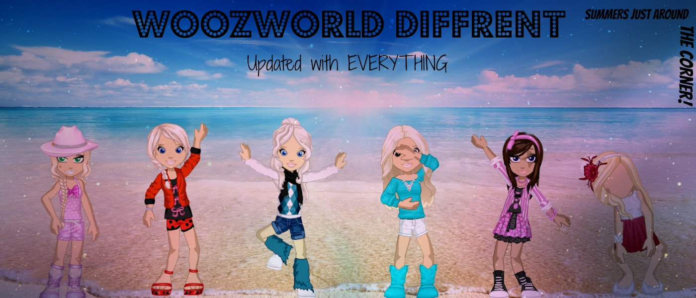 Woozworld Different