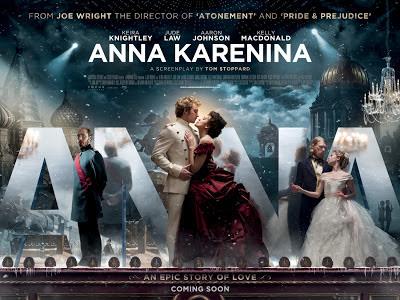 LHD TV Entertainment - Anna Karenina  An Epic Story of Love Official Trailer