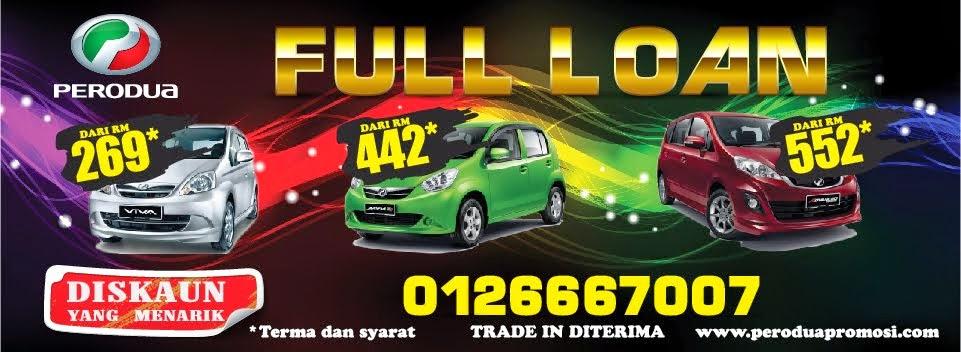 Blog Jualan Perodua 2014