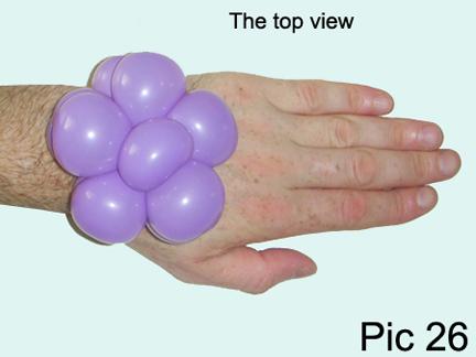 how to make a balloon monkey bracelet