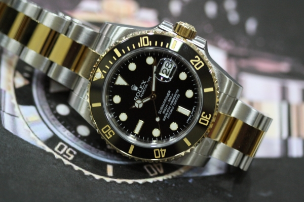 Rolex Sea Dweller 16600 Replica The Sea Dweller 16600