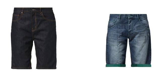 Shorts rebajas desigual