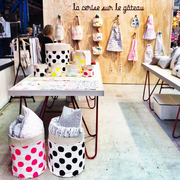 Le Cerise sue Gateau  at showup amsterdam