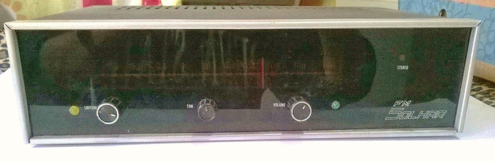 Venda - Rádio FM Solhar (com amplificador)