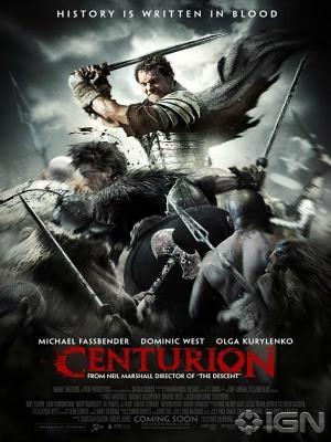 Binh Đoàn La Mã Vietsub - Centurion Vietsub (2010)