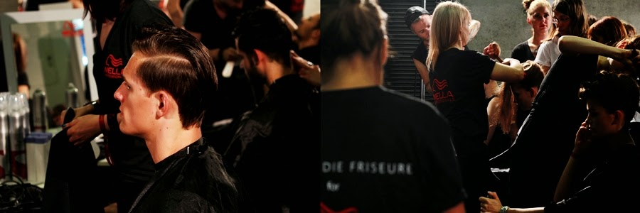michalsky stylenite fashion week berlin backstage