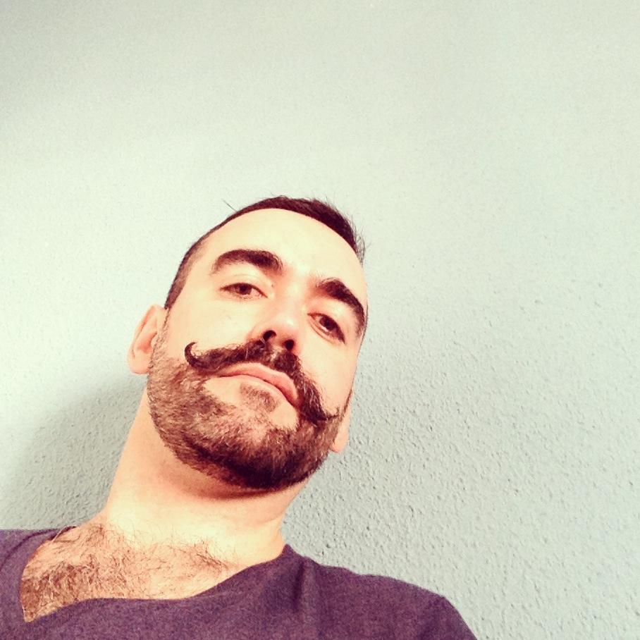 Selfie à la gouttelette - Fotografía de Carlos Be
