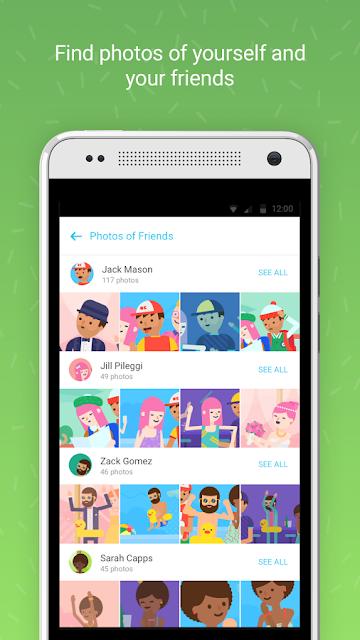 Facebook Introducing New Photo App - Moments screen shot
