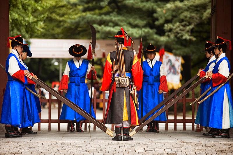 Cambio de guardia Corea del Sur