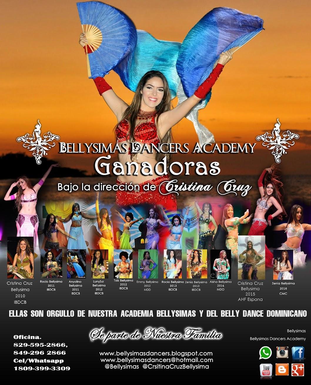 Orgullos de Bellysimas Dancers Academy