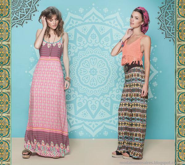 Rimmel ropa de moda 2015 mujer faldas.