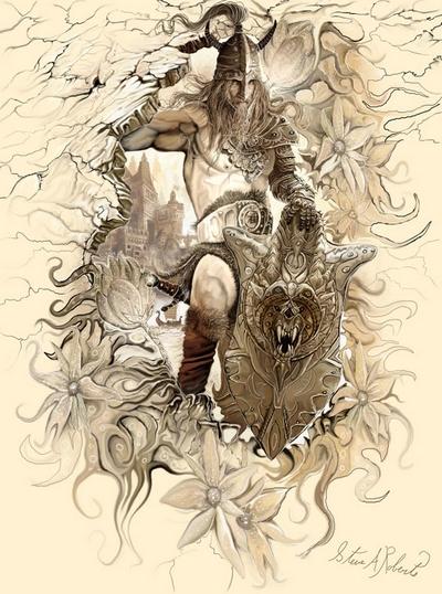 Steve A Roberts Artwork