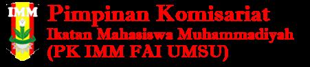 PK IMM FAI UMSU