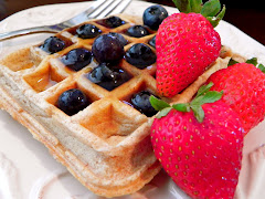 Whole Wheat Waffles