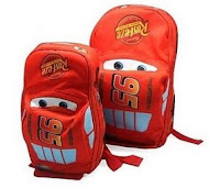 Cars Backpack ~ Free Poslaju !!!