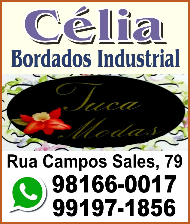 Célia Bordado Industrial