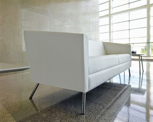 Global Wind Leather Sofa