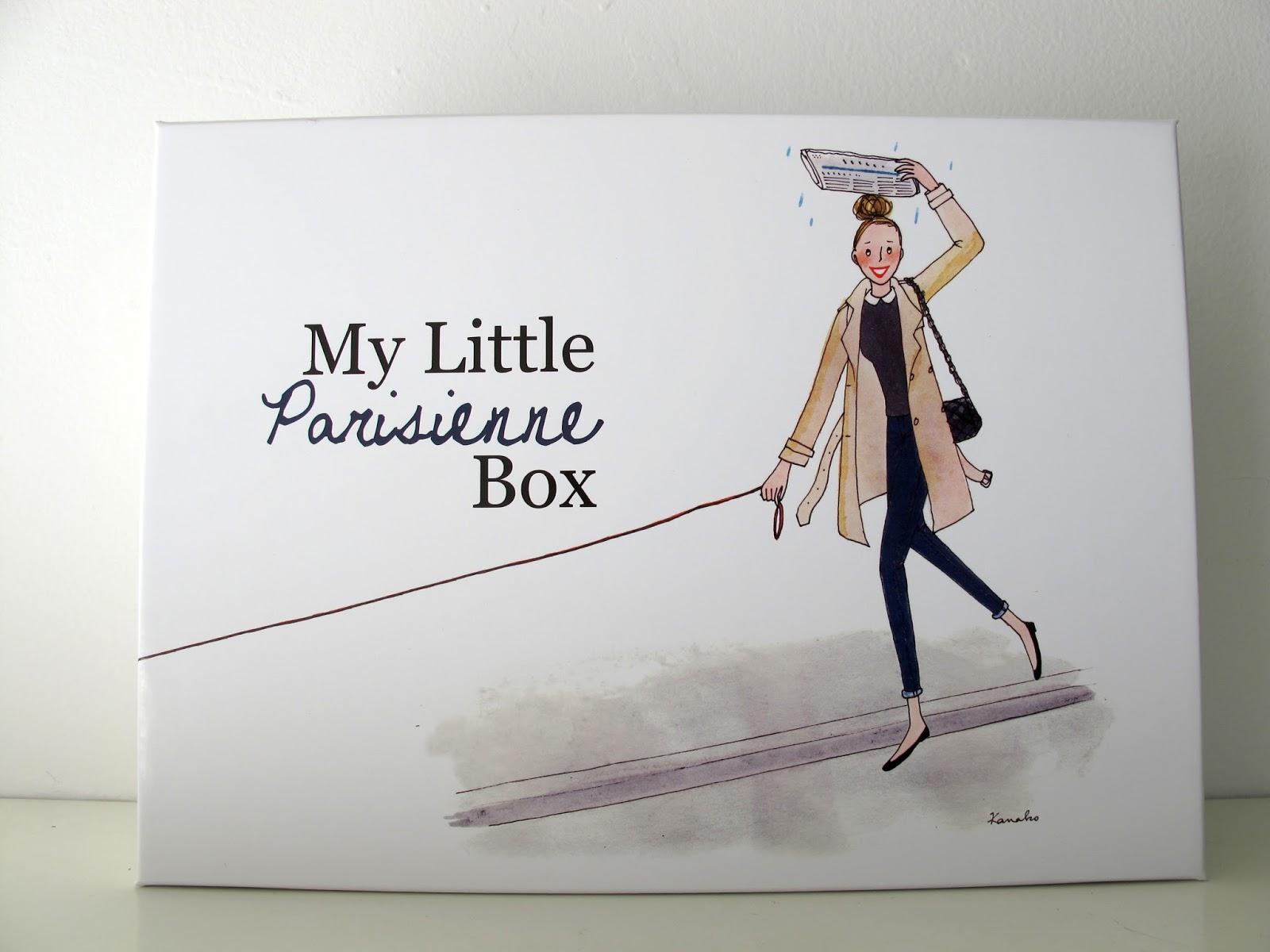 l 39 atelier d 39 enabis my little parisienne box. Black Bedroom Furniture Sets. Home Design Ideas