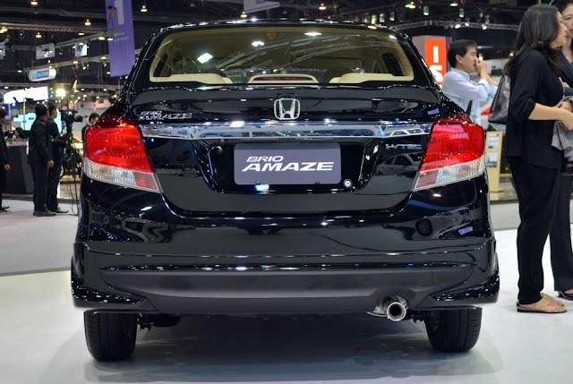 2013 Honda Brio Amaze Compact Sedan