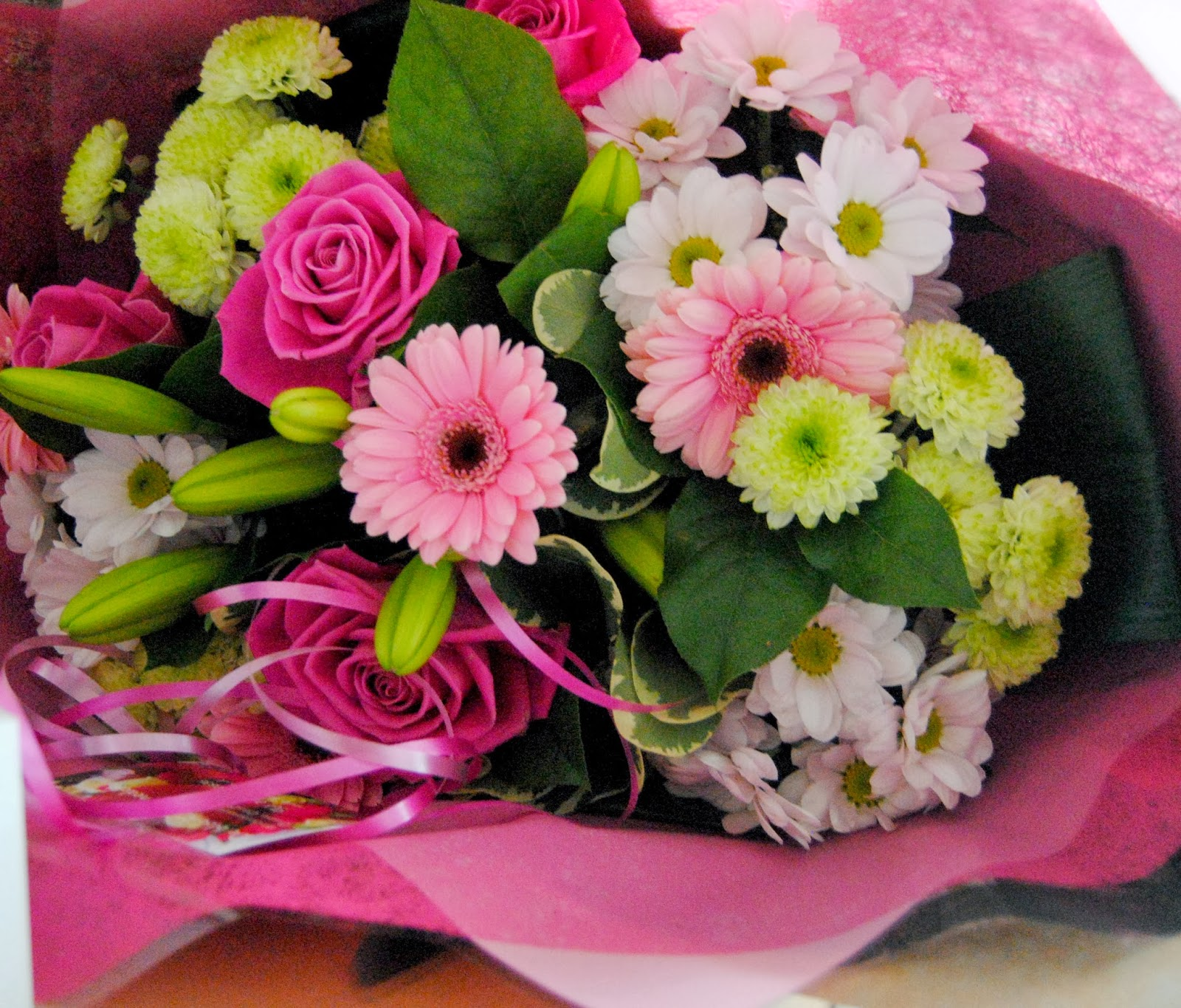 Valentines Florals And Corals