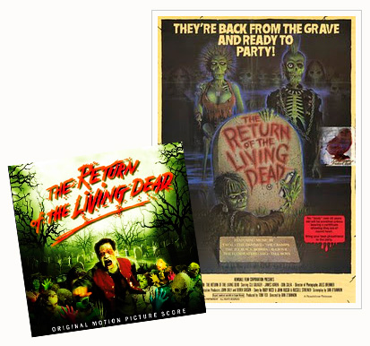 El regreso de los muertos vivos (The return of the Living Dead