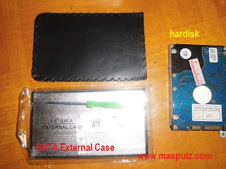 perangkat HDD external case