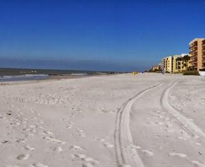 Strand Madeira Beach, Florida USA