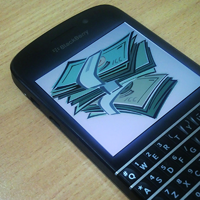 Save Money BlackBerry 10