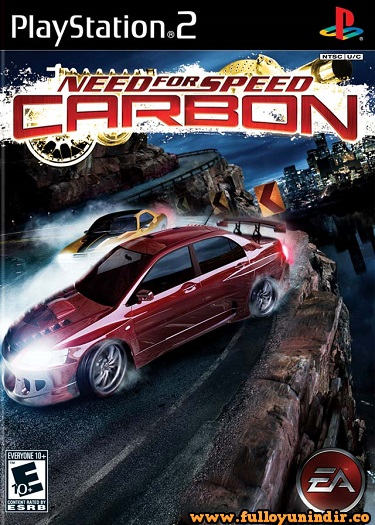 Need for Speed - Carbon ps2