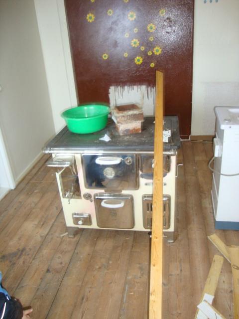 Rintamamiestalon elämää Yläkerran pienen makuuhuoneen
