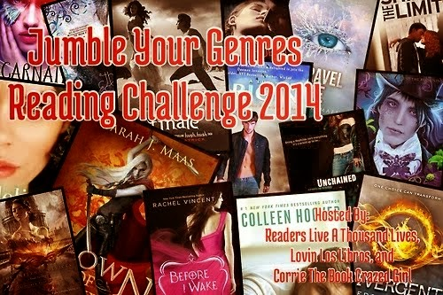 2014 Jumble Your Genres Challenge
