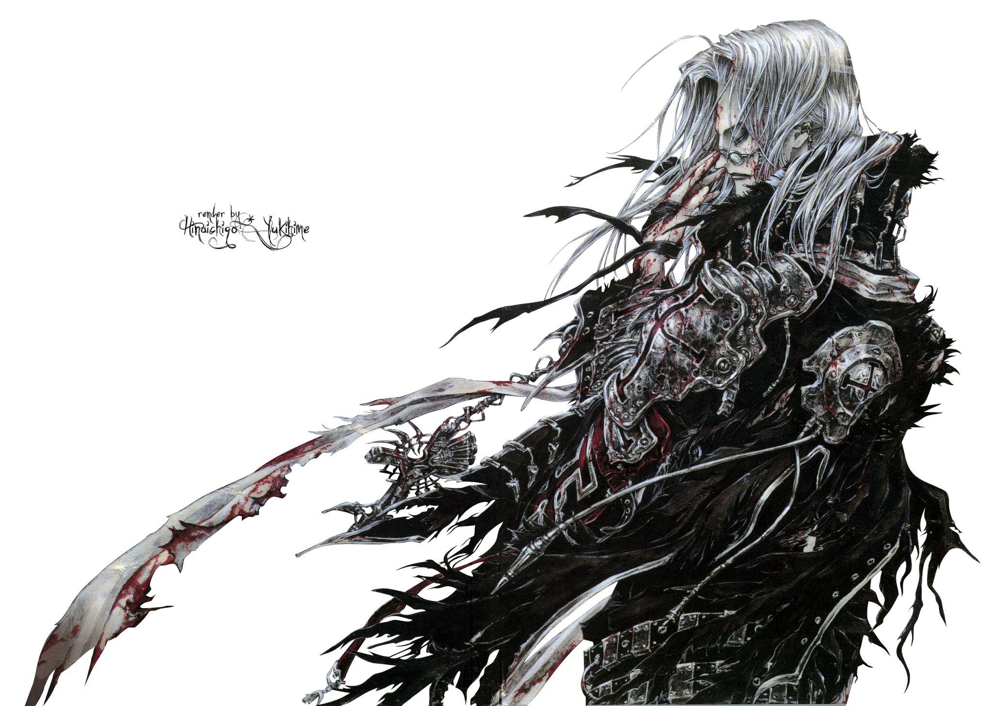 Render Abel - Trinity Blood
