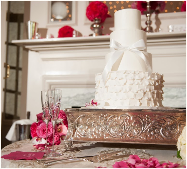 Maxie Bs Bakery Blog - Godfather Wedding Cake