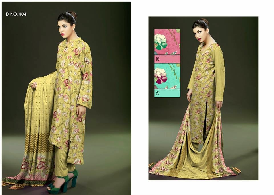 Soughat summer lawn 2015 collection for girls