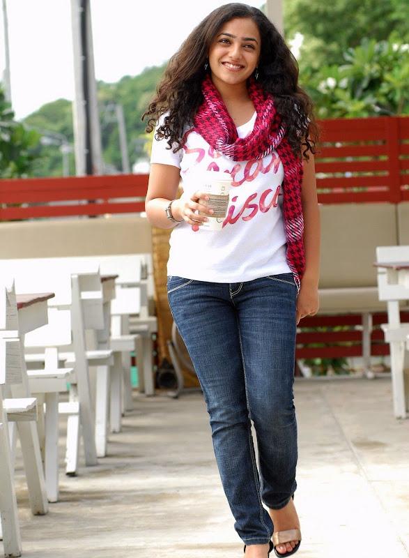 Nitya Menon In Ala Modalaindhi Cute StillsHot StillsNavel ShowBikiniWallpaper Gallery wallpapers