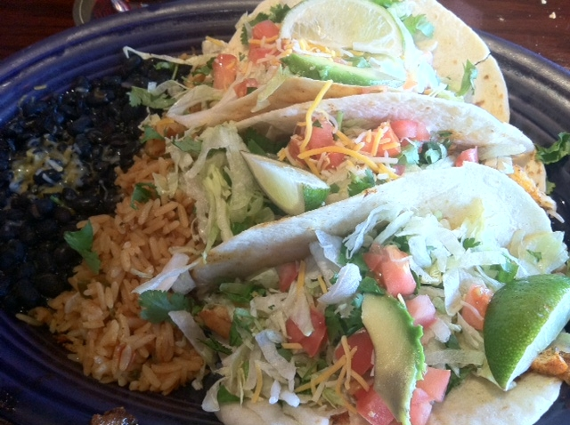 Hometown slop to hopper 39 s this is a dear john letter for Halibut fish tacos