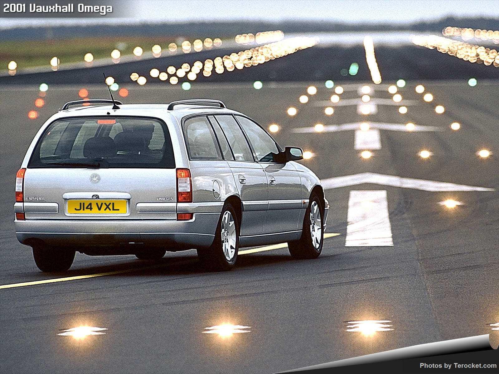 Hình ảnh xe ô tô Vauxhall Omega 2001 & nội ngoại thất