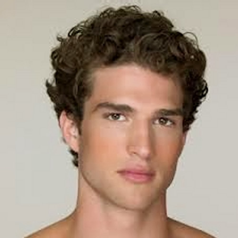 Guidelines And Suggestions For Curly Hair Styles In Men Hair Styles