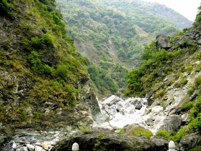 Taroko National Park Scenery Taiwan