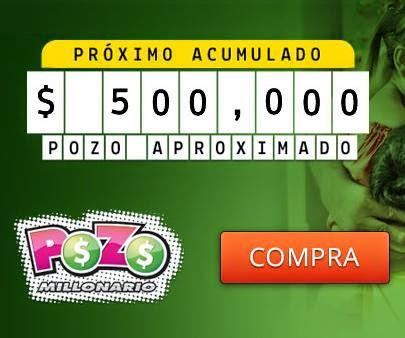 numeros ganadores pozo millonario 594