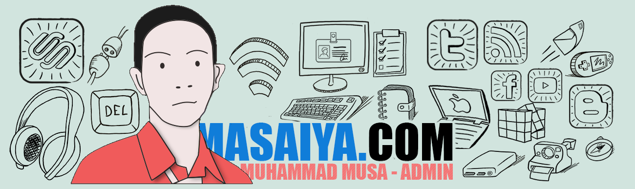 Masaiya.com | Blog Personal & Pendidikan