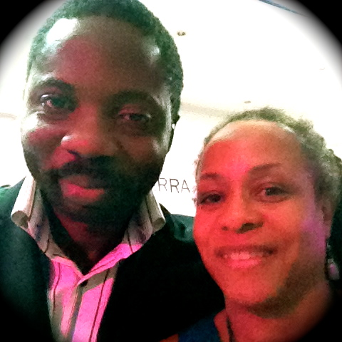 "<img src=""image.gif"" alt=""This is Segun Oloketuy and Janice Temple"" />"