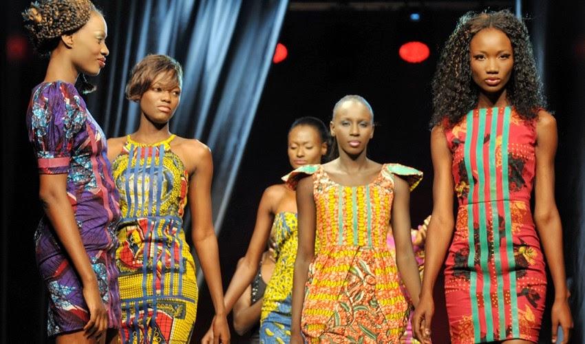 AFRICAN DESIGNERS CUT AWAY
