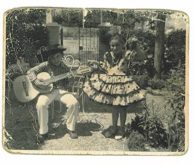 En el Jardín de Trini....