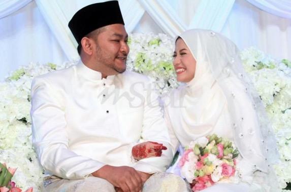 Sekitar Pernikahan Mila Jirin dan Ahmad Ailis