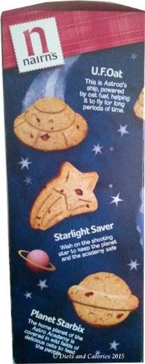 Nairns astro bites biscuits