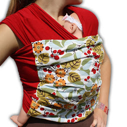 Wrap Baby Sling Pattern